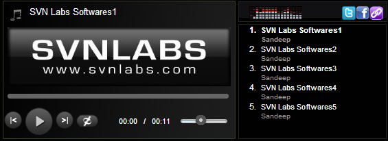 Amazing Audio Player   HTML5 Audio Player for Your Website
